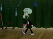 Squidward in Fancy Clothes2