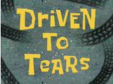 Łzy kierowcy
