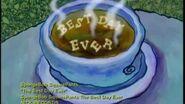 Spongebob Best Day Ever CD Music Video Viacom