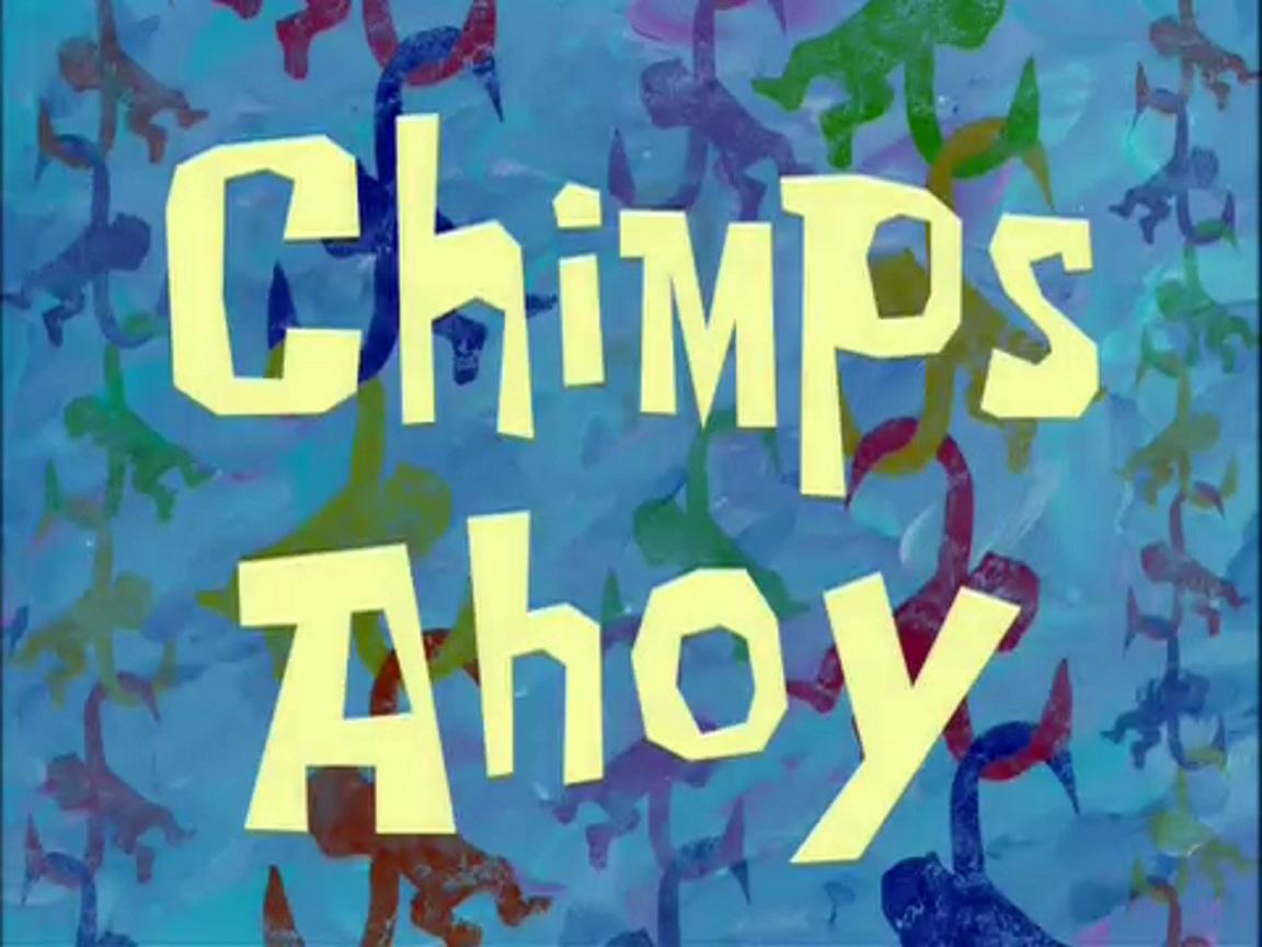 Ahoj, szympansy