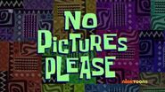 """SpongeBob SquarePants - """"No Pictures, Please"""" """"Stuck on the Roof"""" Title Cards (Polish)"""