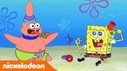 SpongeBob Kanciastoporty Stare zabawki Nickelodeon Polska