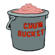 Chum Bucket chum stock art