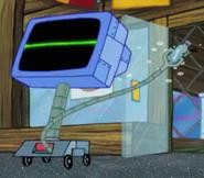 SpongeBob SquarePants Karen the Computer Arms-4