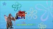 SSJG SpongeBob Kick new