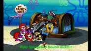 Rider SpongeBob Double Kick