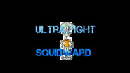 Ultra Fight Squidward Logo