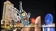 Eye Shot Plankton