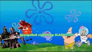 SpongeBob Lightning Slash