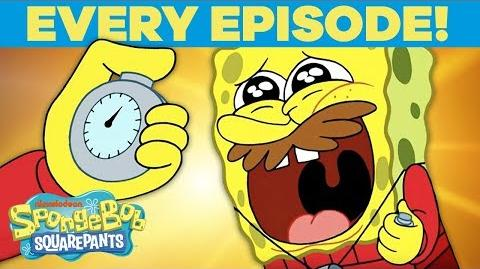 1 Second From Every SpongeBob Episode!