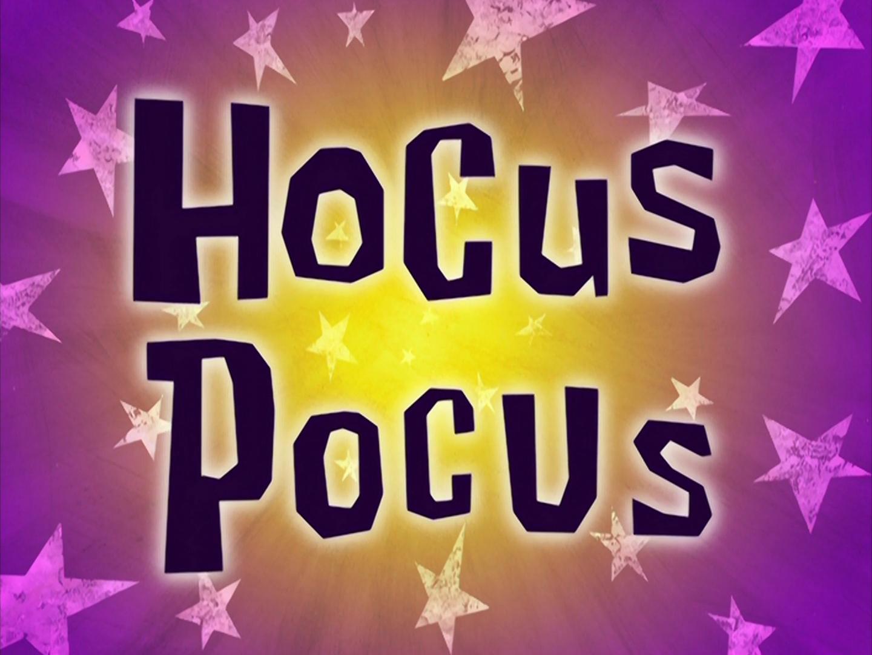 Hocus Pocus/transcript