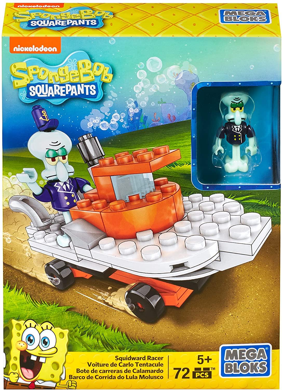 Squidward Racer (Mega Bloks)
