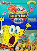 SpongeBob SquarePants cereal 2004