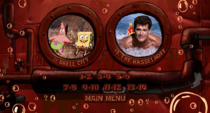 The SpongeBob SquarePants Movie 2005 DVD Menu Walkthrough 1-42 screenshot