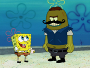 SpongeBob Meets the Strangler 080