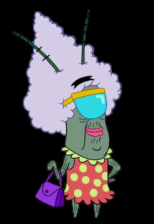 Лили Планктон