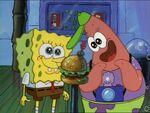 Spongebob & Patrick With 1 Camera