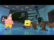 SpongeBob SquarePants 4-D - Promo