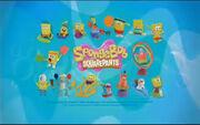 Spongebob toys