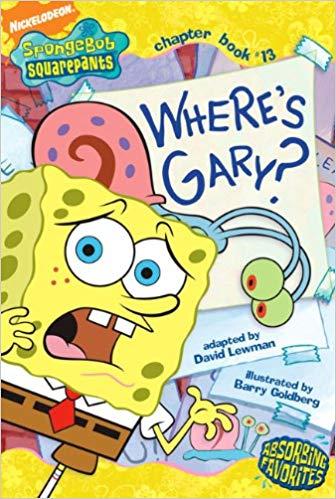 Where's Gary? (book)