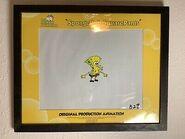 Lost-Media-Lost-Animation-Cel-Framed-Spongebob-Squarepants