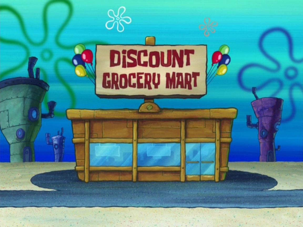 Discount Grocery Mart