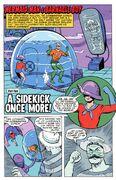 Sidekick Blues Comic 7