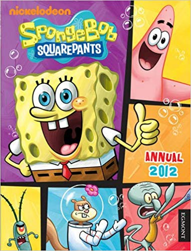SpongeBob SquarePants Annual 2012