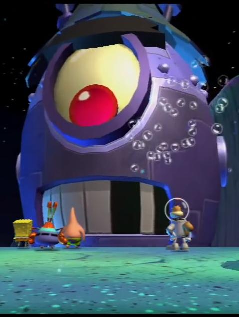 Plankton's Freaky Robot Battle Suits
