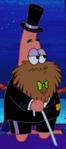 Fancy Patrick with a Beard