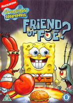 Friend or Foe? UK DVD