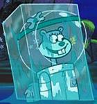Frozen Sandy