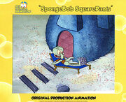 THE-VERY-BEST-Spongebob-Production-CEL-6091-PAPER