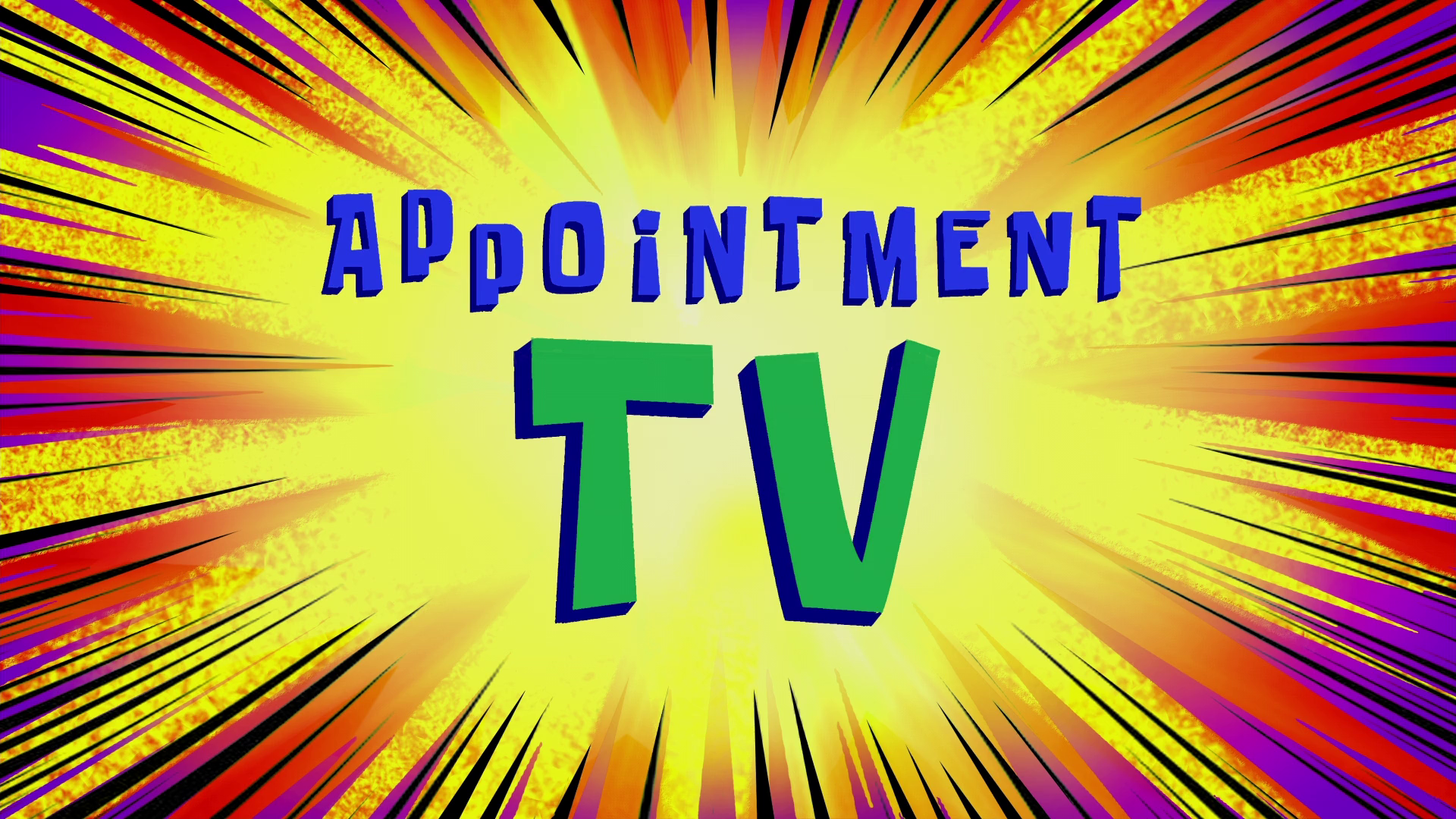 Appointment TV/gallery