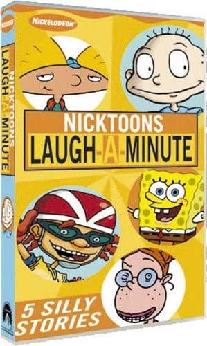 Nicktoons: Laugh-a-Minute (DVD)