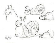 Snail Elephant concept art