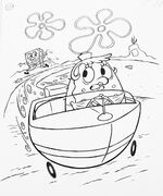 SpongeBob-Mrs-Puff-boat-chase