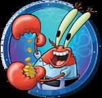 SpongeBob SquarePants Mr Krabs Porthole