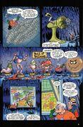 The Secrets of the Merma-Lair! Comic 3
