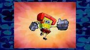 The Spongebob Squarepants Movie Video Game (Spongebob Spin upgrade)