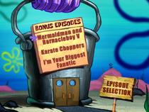 Fear of a Krabby Patty DVD bonus episodes