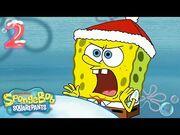 Scene Scramble ☃️ - SpongeBob