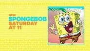 SpongeBob SquarePants Every Saturday at 11 🍍 (Promo) United States Jun
