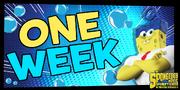 The SpongeBob Movie Sponge Out of Water in ONE WEEK