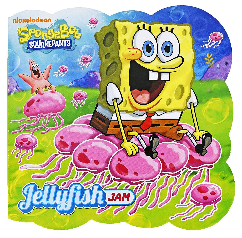 Jellyfish Jam (board book)