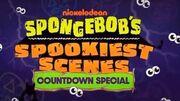 SpongeBob's Spookiest Scenes Countdown Special Promo 1