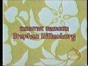 SpongeBob Scaredy Pants- I Was A Teenage Gary Split Screen Credits Original Airing (October 1999)