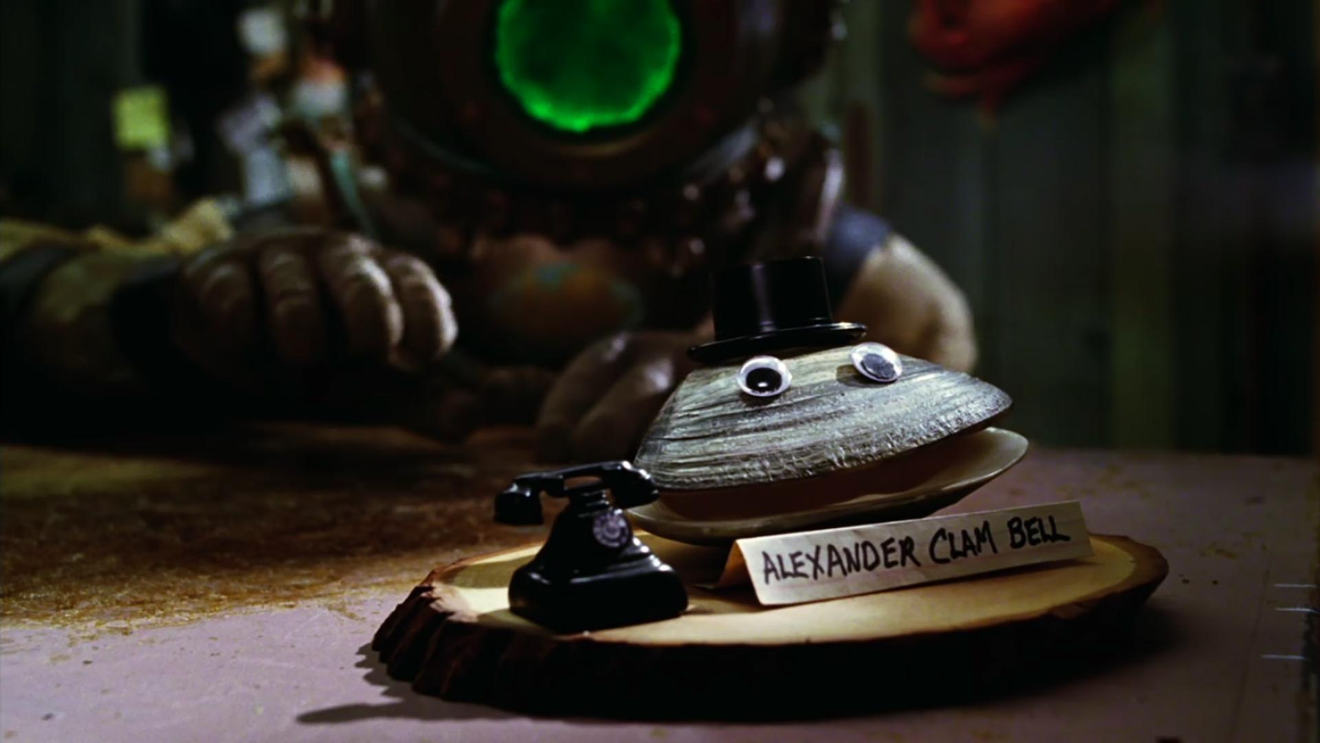 Alexander Clam Bell