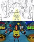 SpongeBob-Band-Geeks-Storyboard-Group