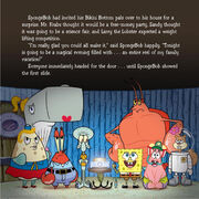 SpongeBob's Runaway Roadtrip (book) 1